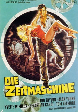 Die Zeitmaschine (1960) 12 02.09.1960 (DE) Thriller, Abenteuer, Fantasy, Science Fiction, Liebesfilm