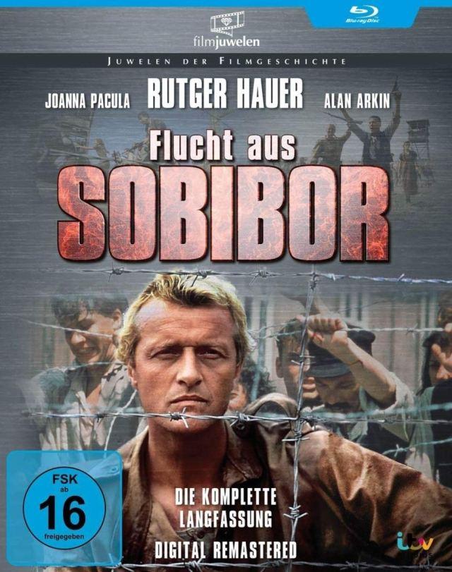 Sobibor - Flucht aus Sobibor (Fernsehjuwelen) [Blu-ray]
