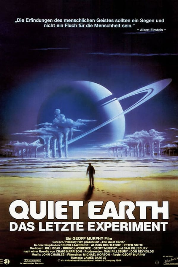 Quiet Earth - Das letzte Experiment (1985)