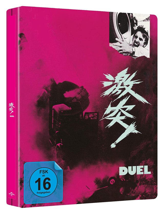 Duell - LIMITED STEELBOOK (japanisches Artwork, deutscher Inhalt) [Blu-ray]