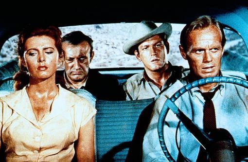Flucht nach Mexiko - Die Falle von Tula (1959)