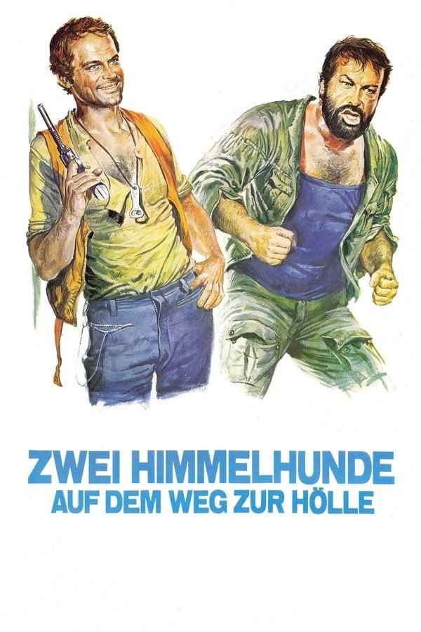 Zwei Himmelhunde auf dem Weg zur Hölle (1972)