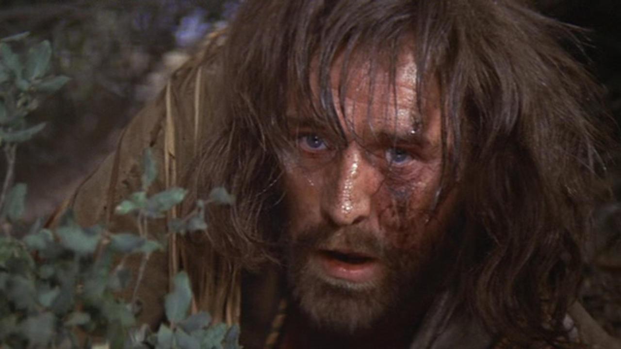 Der Mann in der Wildnis 1971