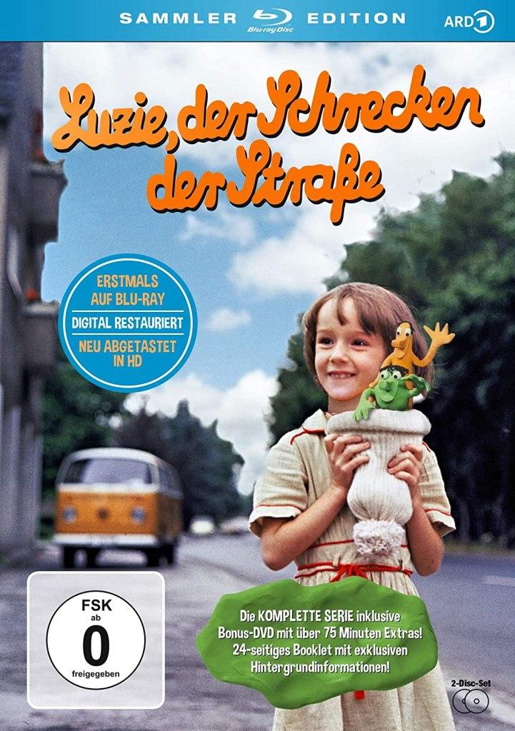 Luzie, der Schrecken der Straße - Die komplette Serie (Sammler - Edition, digital restauriert) Blu-ray