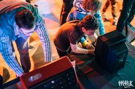 borne arcade Start to play 2014