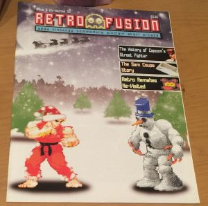 Issue 0 - Retro Fusion