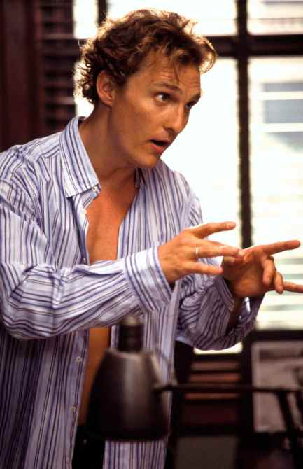 HOW TO LOSE A GUY IN 10 DAYS, Matthew McConaughey, 2003