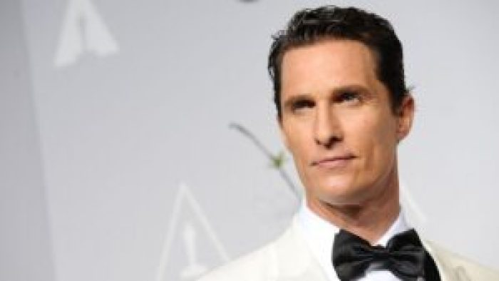 Matthew McConaughey believes in balancing being a father and friend, not only a buddy who doesn't parent