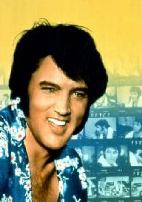 The likes of John Lennon and Roger Taylor watched Elvis Presley go from rising music star to movie stud