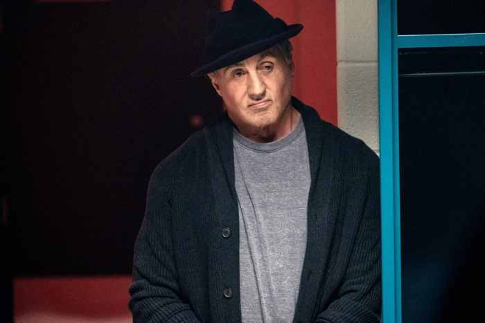 CREED II, Sylvester Stallone, 2018