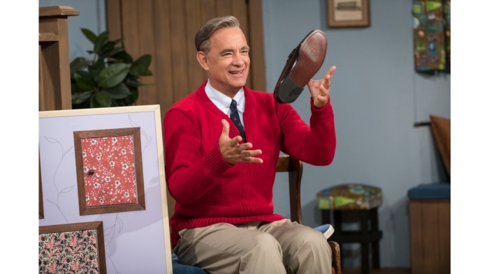 tom hanks mr rogers
