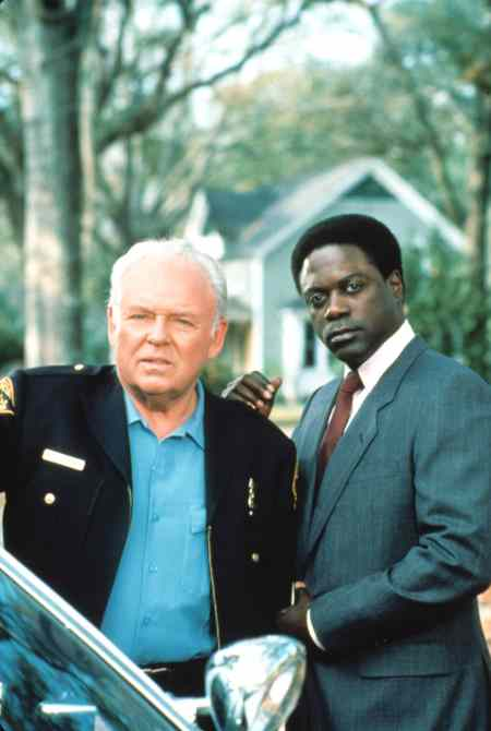 howard rollins in the heat of the night