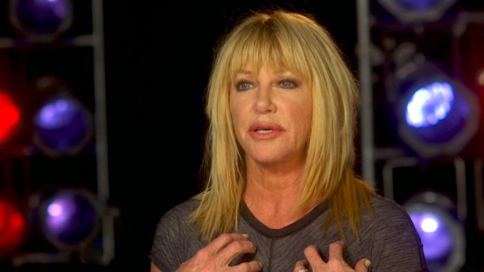 suzanne somers talks cancer diagnosis