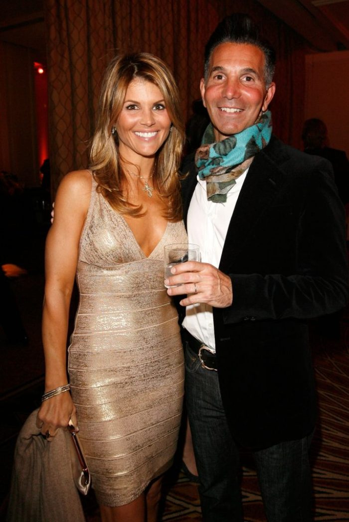 Lori Loughlin's Husband Mossimo Giannulli Gets 5 Months In Prison After College Admissions Scandal