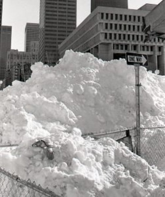 Two blizzards that happened in quick succession hit the United States in 1978 and live on in infamy to this day