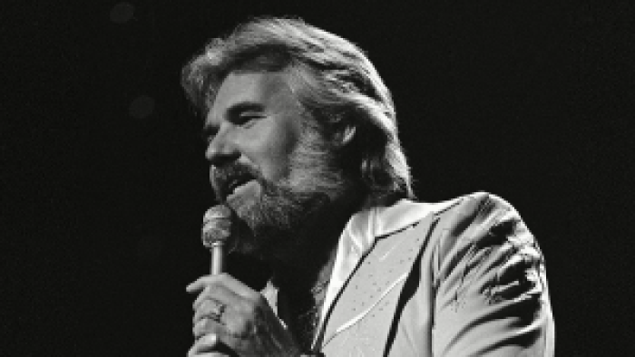 Kenny Rogers was a man of many talents