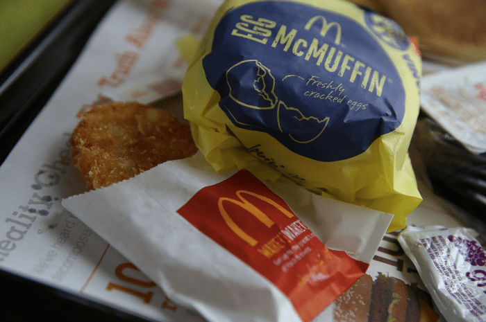 McDonald's Giving Away Free McMuffins As Wendy's Launches Breakfast