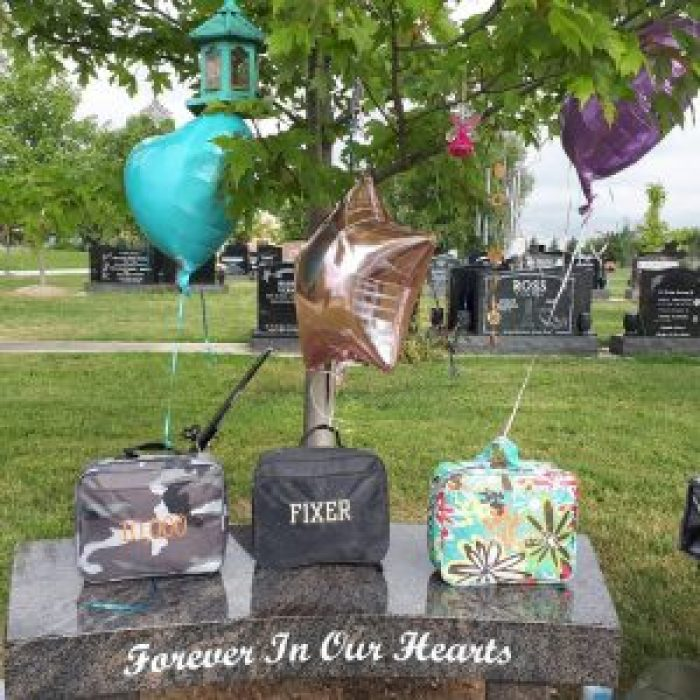 A tribute to the three children taken by a DUI crash