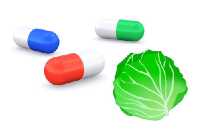 Some predictions are pretty believable, like one about having capsules with entire foods in them