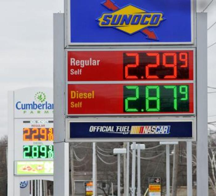 lower gas prices