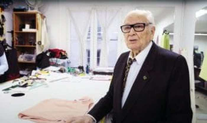 Pierre Cardin reshaped the fashion industry