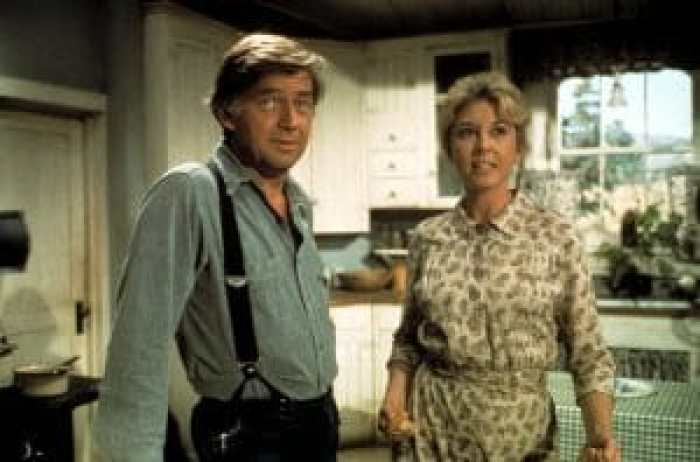 Ralph Waite ended up playing John Walton Sr.