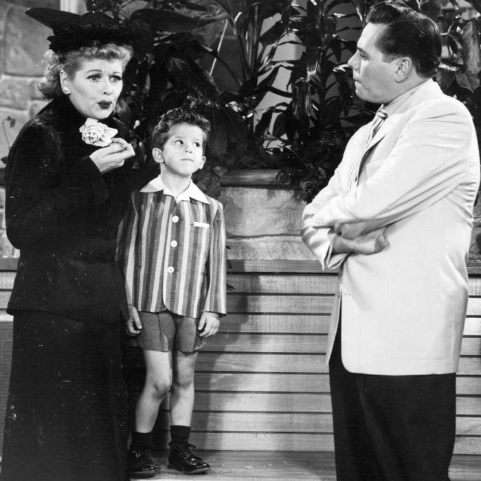 an i love lucy fact for i love lucy day