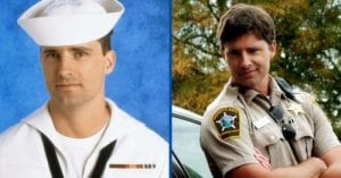 Chuck Carrington in JAG and Jimmy