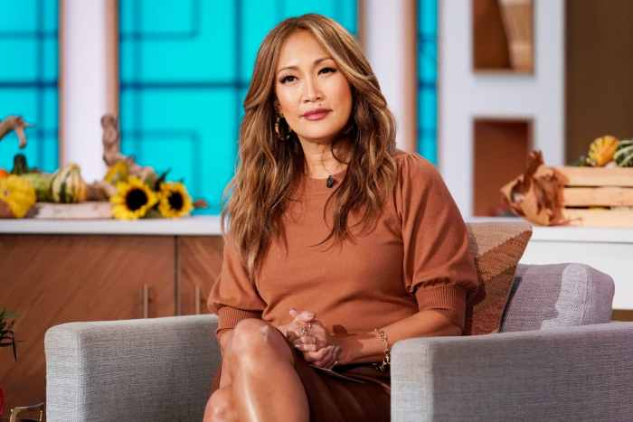 Carrie Ann Inaba on 'The Talk'