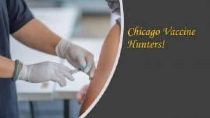 Benjamin Kagan is an administrator of the Chicago Vaccine Hunters Facebook group, which has over 26.8 thousand members