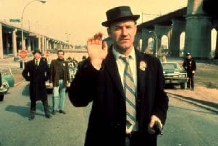 THE FRENCH CONNECTION, Gene Hackman