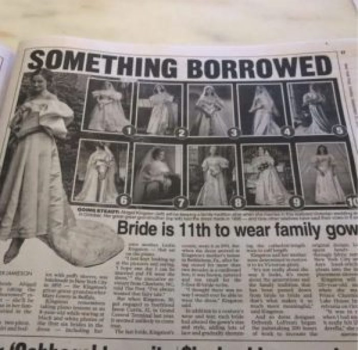 120-year-old-dress-in-newspaper-clipping