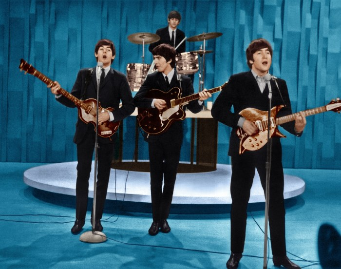 The Top 'Ed Sullivan Show' Performances That Changed History