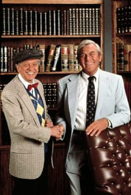 MATLOCK, Don Knotts, Andy Griffith, 1985-96