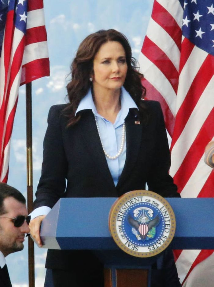 lynda carter president of the united states olivia marsden