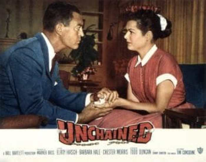The melody of Unchained Melody hails from the 1955 film Unchained