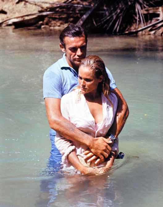 sean connery ursula andress