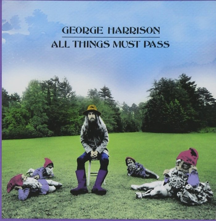 """George Harrison's """"All Things Must Pass"""" Becomes New Lockdown Anthem"""