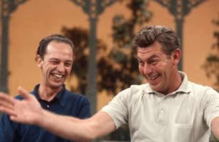 Potentially per the warnings of Don Knotts, Andy Griffith was very wary of laugh tracks