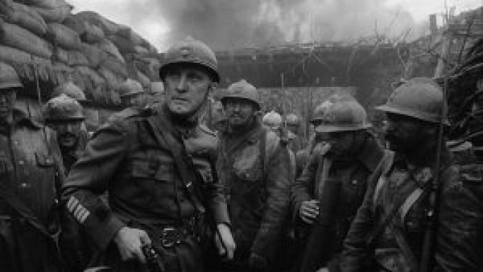 Paths of Glory juxtaposed bravery with cowardice, life and death, dreams of peace and realities filled with violence
