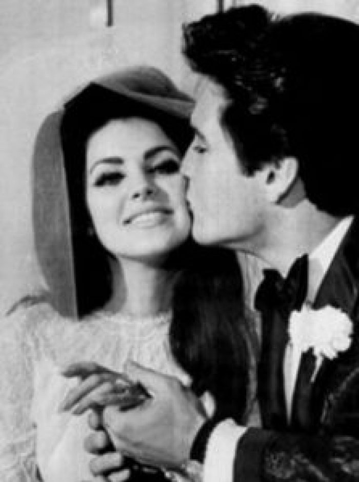 Eventually, they broke up so Elvis could fulfill his committment