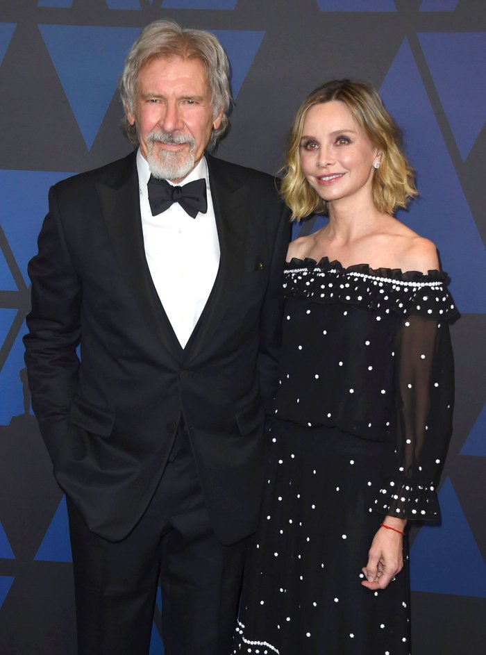 harrison ford secret to happy marriage