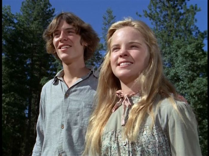 Radames Pera and Melissa Sue Anderson little house on the prairie
