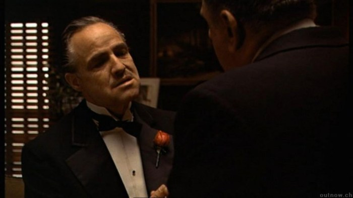 marlon brando stopped burt reynolds from being cast in the godfather