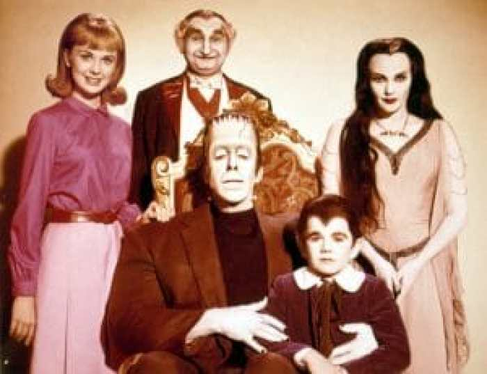 Zombie considers The Munsters to be one of the best shows to air