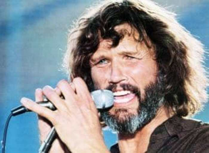 Kristofferson's fame spans musi and movies