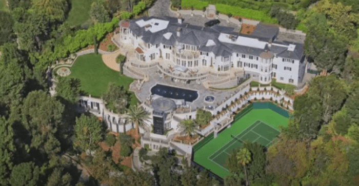 See Incredible Photos Of The Late Kenny Rogers' Liongate Estate