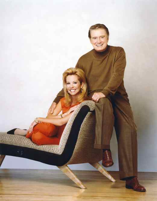 LIVE WITH REGIS AND KATHIE LEE, (aka LIVE! WITH REGIS AND KATHIE LEE)
