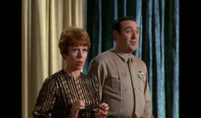 carol burnett and jim nabors