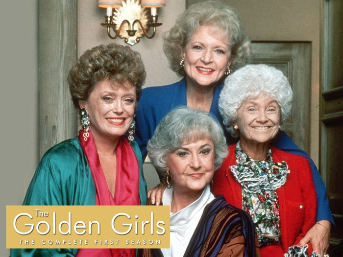 A 'Golden Girls' Flashback — See The Four Leading Ladies Back In 1991